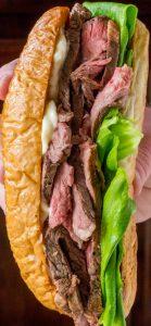 Slow Cooker Roast Beef Sandwiches Recipe