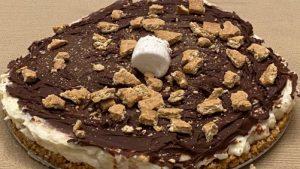 S'mores Cheesecake Recipe