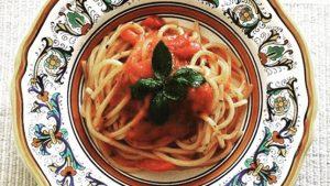 Spaghetti Alla Chittara Recipe