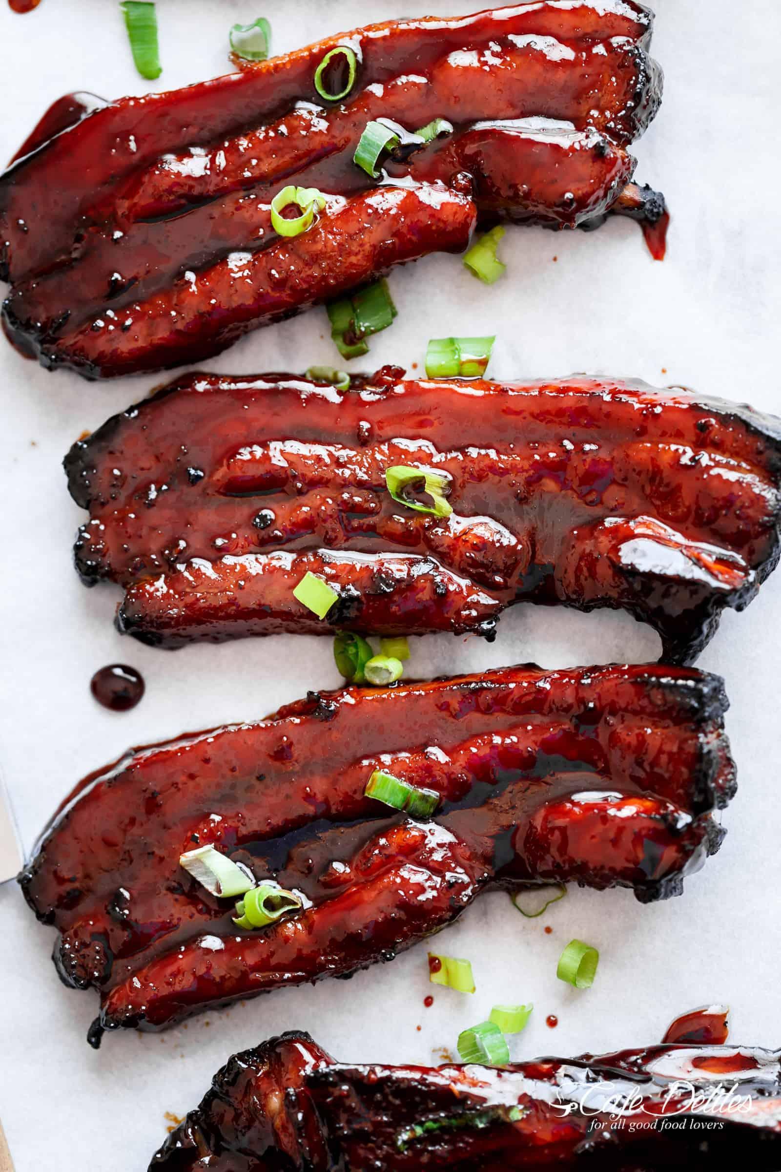 Sticky Chinese Char Shiu Recipe