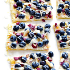 Blueberry Almond Tart Recipe