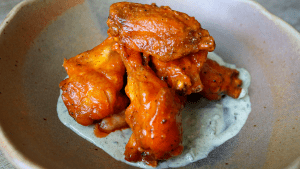 Buffalo Wings And Blue Cheese Dressing Recipe