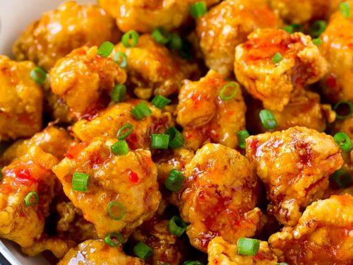 sweet chili chicken recipe