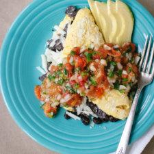 Tex-Mex Omelet Recipe