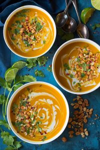 Thai Butternut Squash Soup Recipe