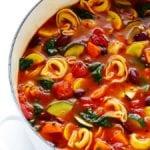 tortellini minestrone recipe
