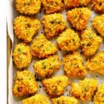 ultra-crispy baked chicken nuggets recipe