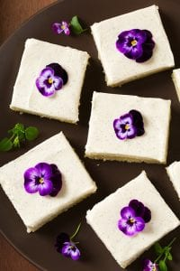 Vanilla Cookie Bars with Vanilla Frosting Recipe