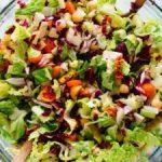 vegetarian italian chopped salad recipe