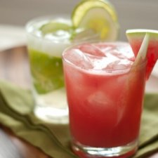Watermelon Cucumber Cooler Recipe