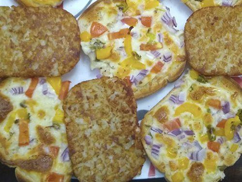 white bread pizza recipe