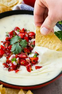 White Queso Dip Recipe