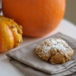 whole wheat pumpkin cookies recipe