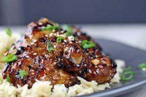 5-Ingredient Sticky Honey Indonesian Chicken Recipe