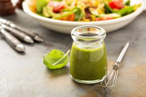 Basil Green Goddess Dressing Recipe