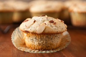 Almond Poppy Seed Muffin Recipe