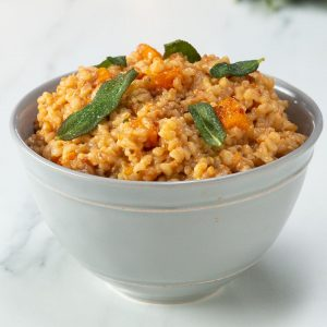 Baked Butternut Squash Risotto Recipe