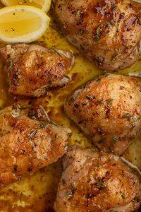 Baked Rosemary Chicken Recipe