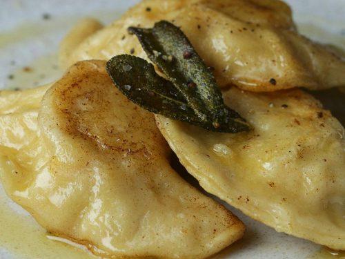 brown butter sage pierogi recipe