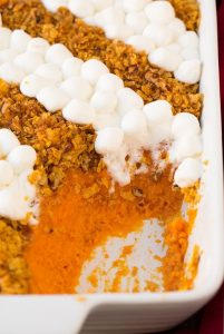Browned Butter Sweet Potato Casserole Recipe