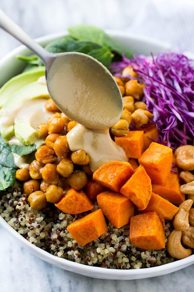 Buddha Bowls Recipe