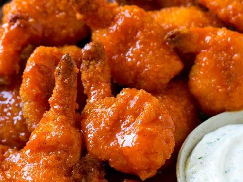 buffalo shrimp recipe
