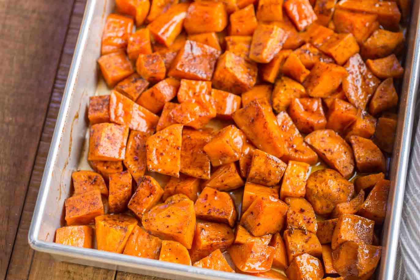 Easy Candied Yams Recipe