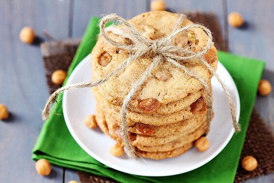 Caramel Pear Cookies Recipe