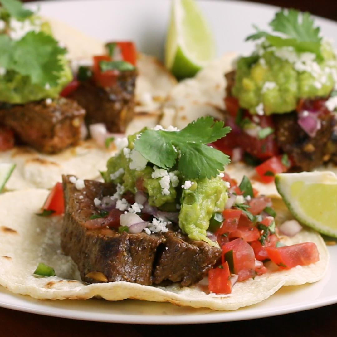 Easy Carne Asada Taco Recipe