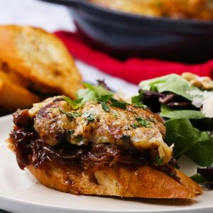 Cheesy French Onion Chicken Recipe