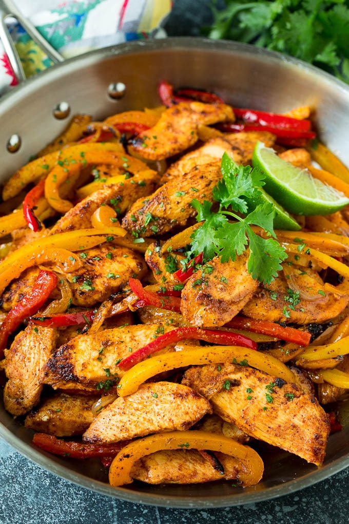 Chicken Fajita Marinade Recipe