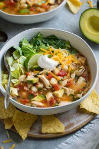 Chicken Pozole Soup Recipe