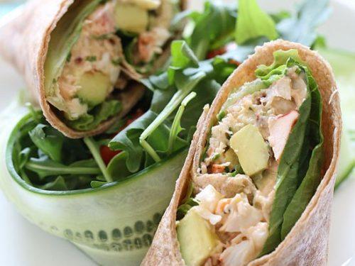 chipotle lobster avocado wrap recipe