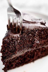 Chocolate Cake (Hershey's Perfectly Chocolate Recipe)
