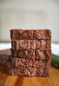 Chocolatey and Rich Zucchini Bread Recipe