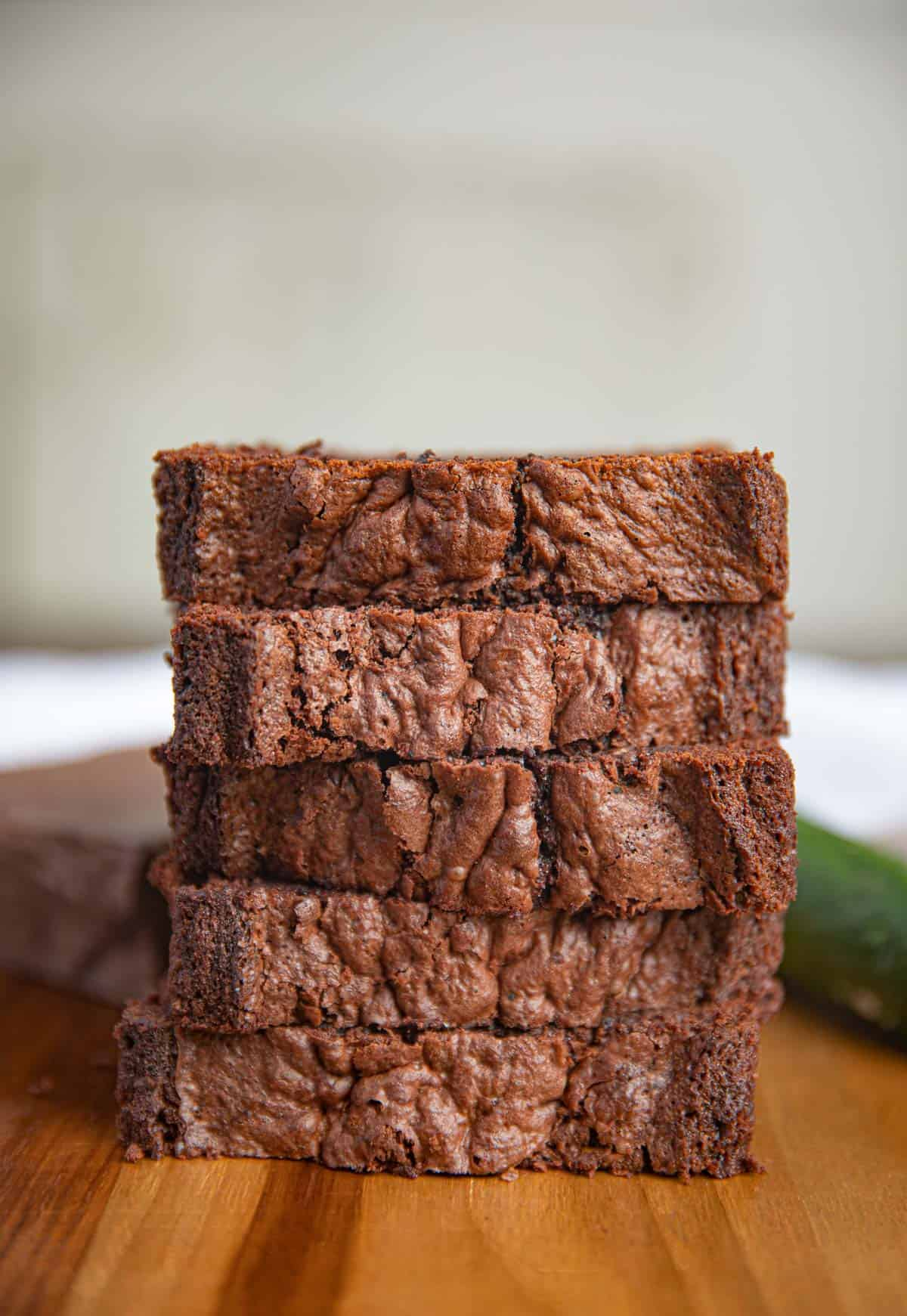 Chocolatey and Rich Zucchini Bread Recipe