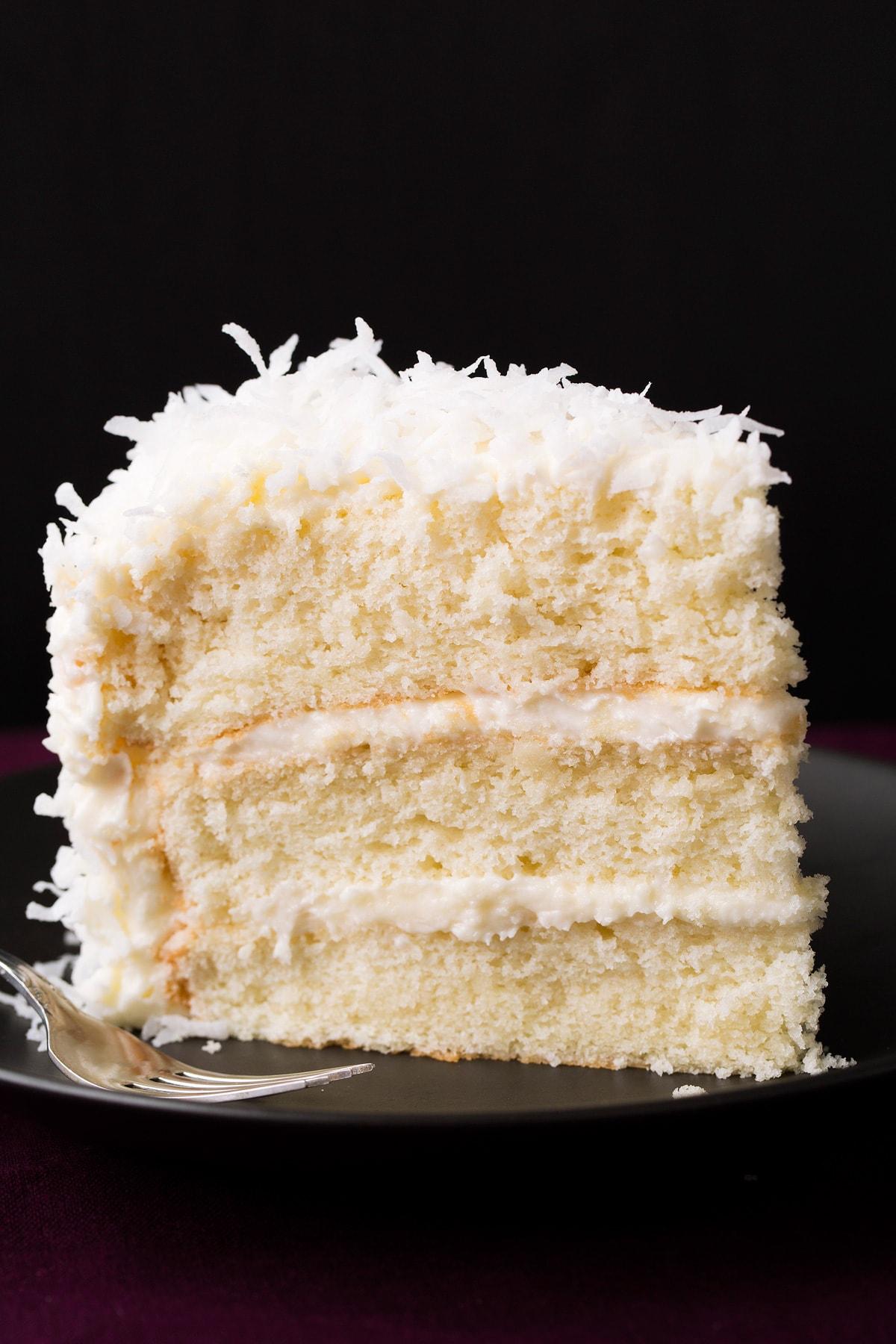 The Best Ever Coconut Cake Recipe