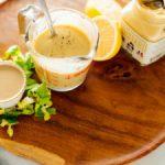 creamy tahini dressing recipe