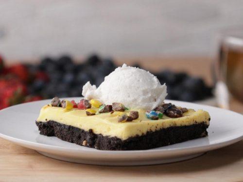 delicious pie bar: sugar rush recipe