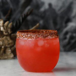 Mezcal Jalapeno Fiery Dragon Cocktail Recipe