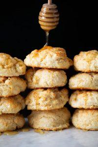 Easy Buttermilk Drop Biscuits Recipe