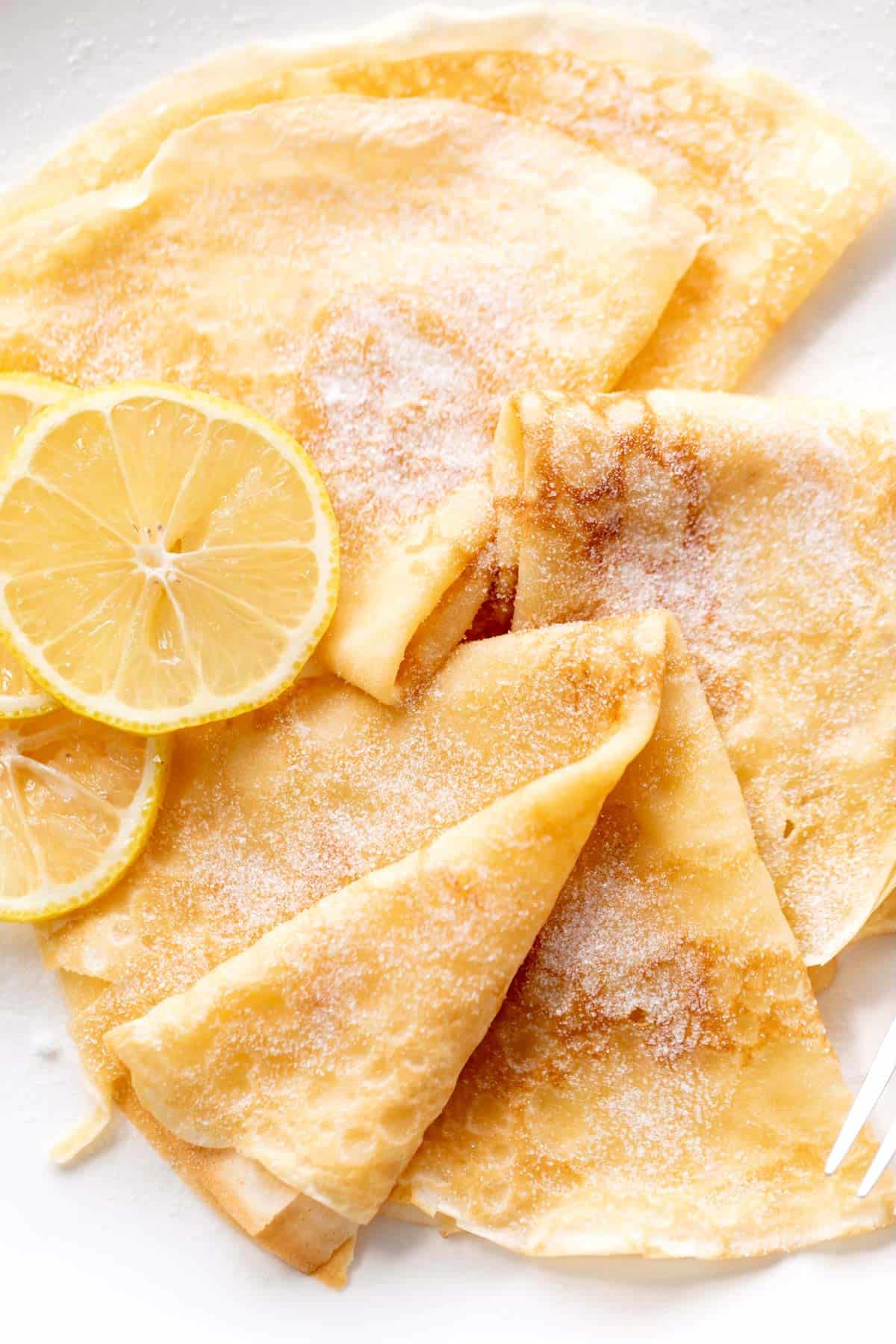 Easy To Make Crepes Recipe