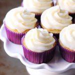 favorite vanilla cupcakes recipe