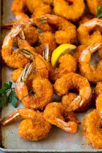 Easy Fried Shrimp Recipe