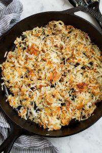 Breakfast Hash Brown Recipe