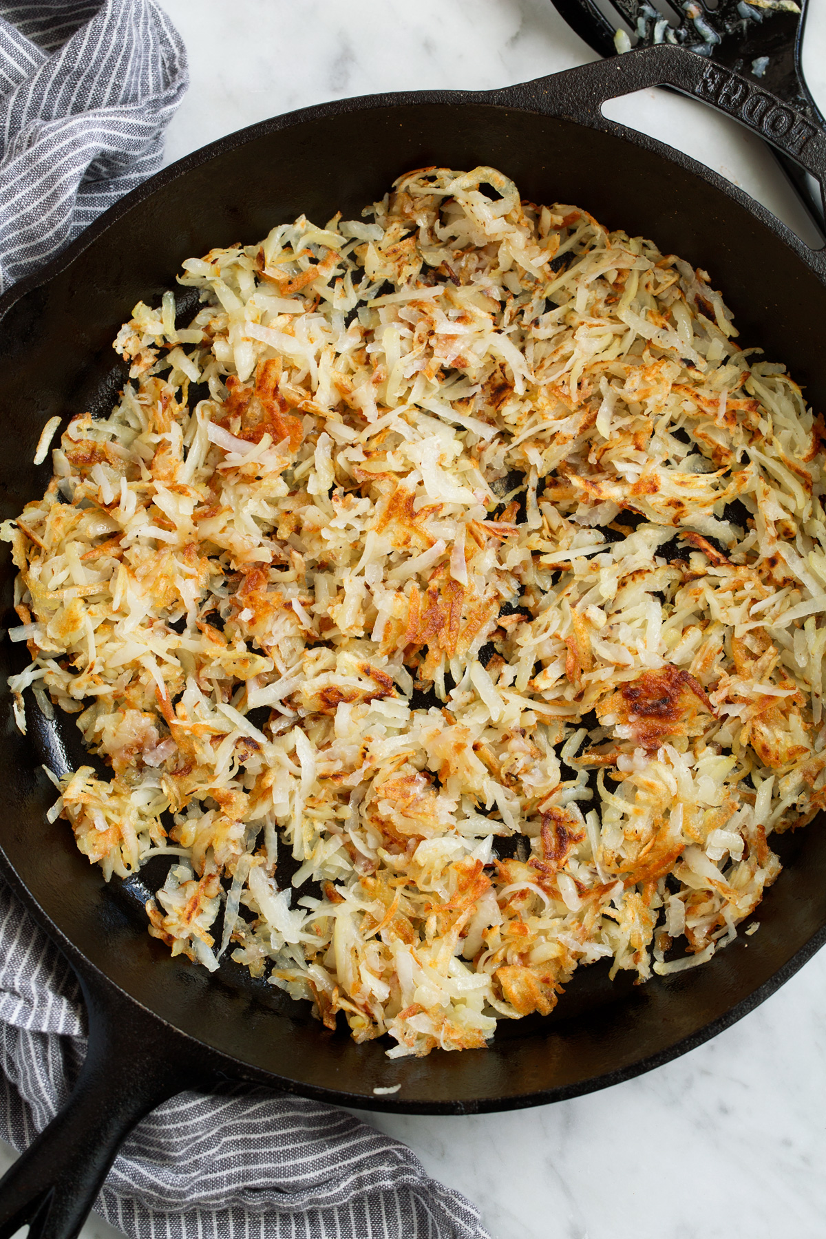 Breakfast Hash Brown Recipe
