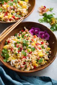 Hawaiian Fried Rice Recipe