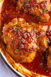 Sticky Sweet Shoyu Chicken Recipe