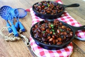 Honey Bacon Baked Beans Recipe
