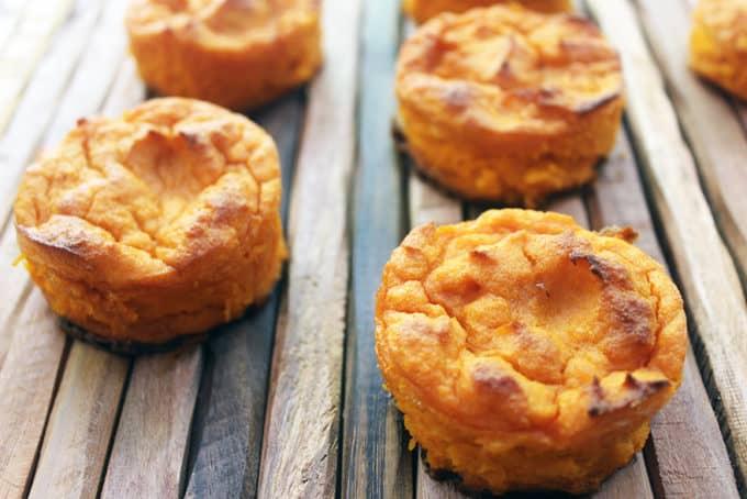Cupcake Carrot Souffle Recipe